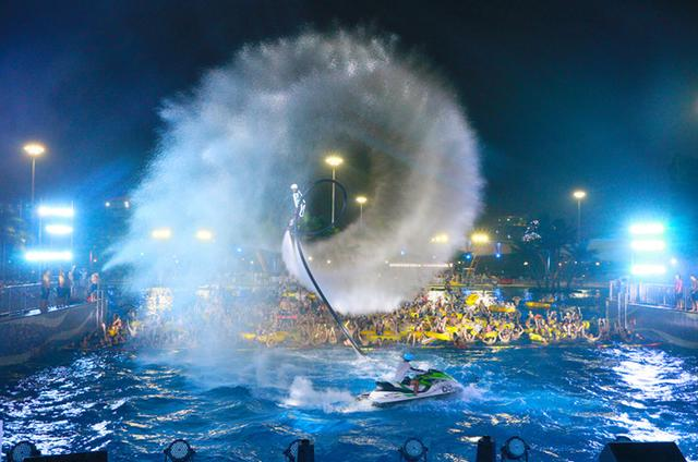 @常德人 9月3日常德欢乐水世界将闭园 不去等一年