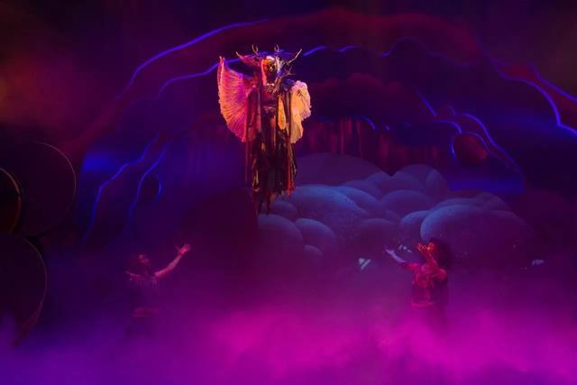 常德伢子在老西门的奇幻之旅 看一次惊叹一次!