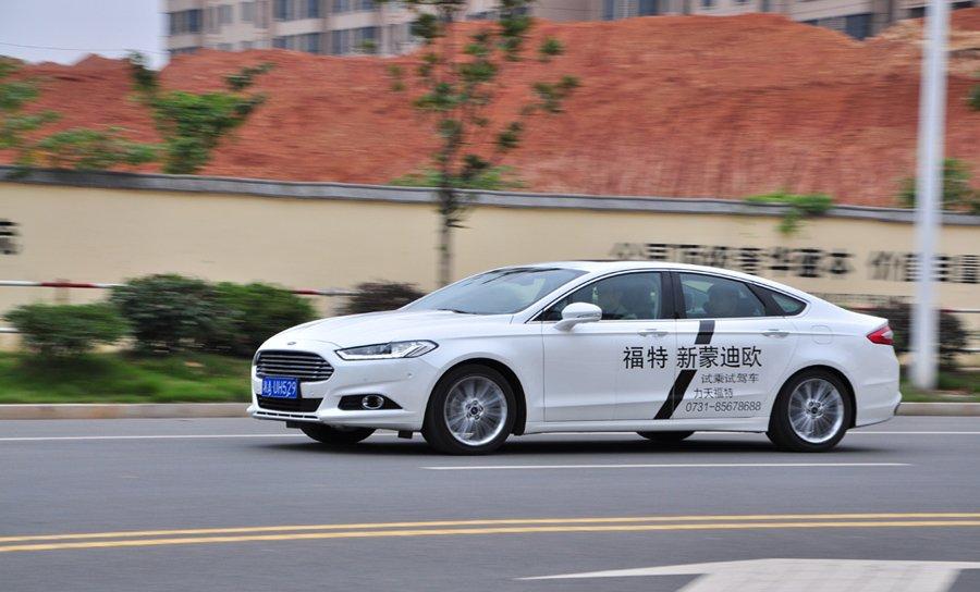 大湘汽车试驾2013款新蒙迪欧2.0t旗舰型 高清图片