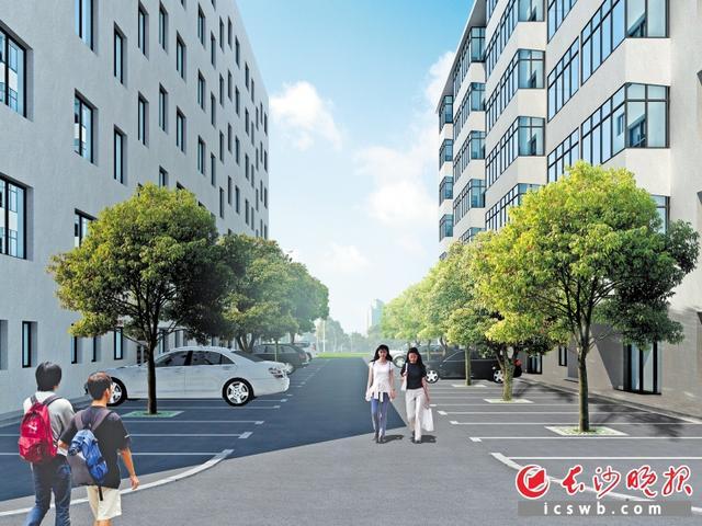 """长沙""""三年行动计划""""首个提质提档社区在陈家湖开启"""