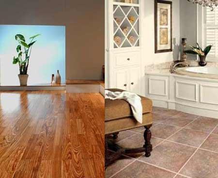 装修达人谈经验:地板pk瓷砖 谁更省钱