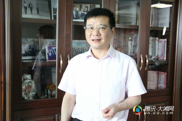 湖南企业家吴畏:互联网+物流,才刚刚开始