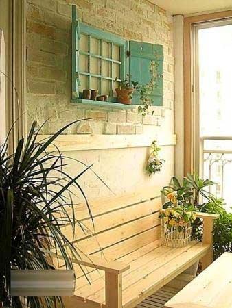 最潮客厅阳台装修美图 18种客厅阳台打造方案【帝豪装饰】