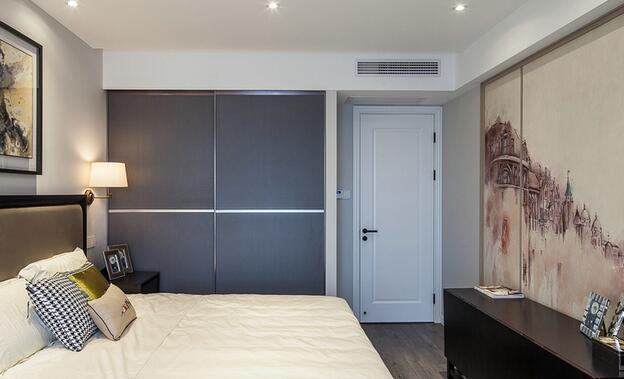 背景墙 房间 家居 起居室 设计 卧室 卧室装修 现代 装修 624_379图片