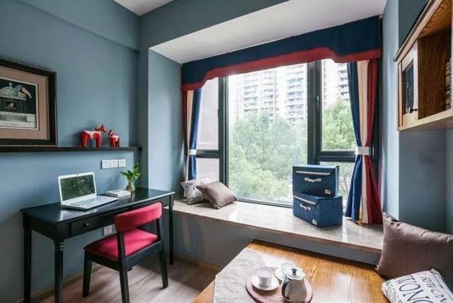 带飘窗的卧室装修 飘窗这样装效果真不错
