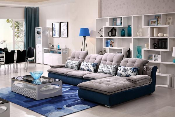【家居优品】我只需要一款沙发 就可以到天荒地老