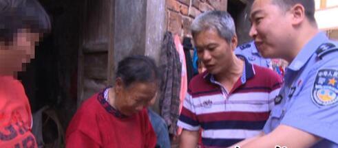 郴州一12岁儿童自幼丧父母亲智障 至今未上学