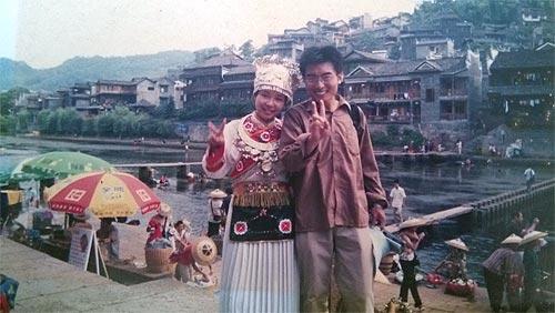 偶遇节凤凰故事:凤凰是我们爱情开始的地方