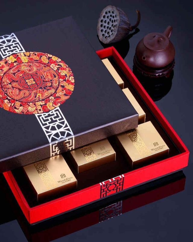 7月25日长沙万达文华酒店举行月饼上市品鉴会