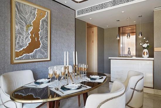 集艾设计:黄浦·滨江绿地集团上海顶尖精装豪宅图片