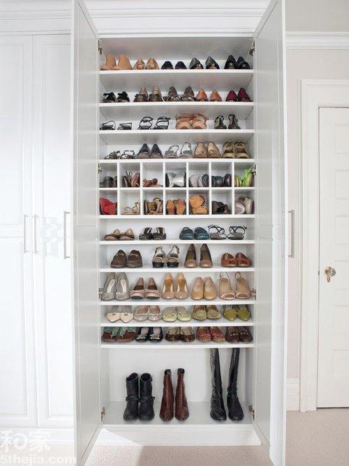 上下鞋柜内部结构图