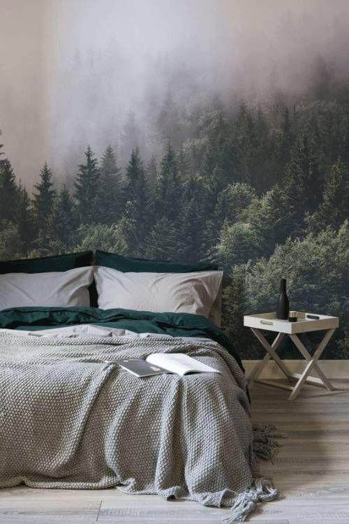 卧室床头空落落?教你设计高逼格卧室床头背景?