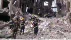 居民楼楼体塌陷</