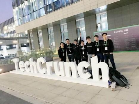 """""""曼舶羊""""参展2017上海TechCrunch国际创新峰会"""