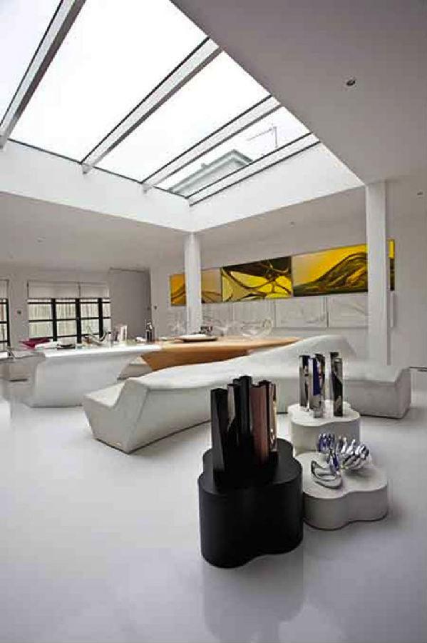 私宅大放送 10位伟大建筑室内设计师自己的家图片