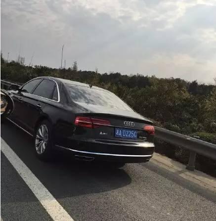 湖南4万多名车主春运占应急道被罚 车牌号曝光