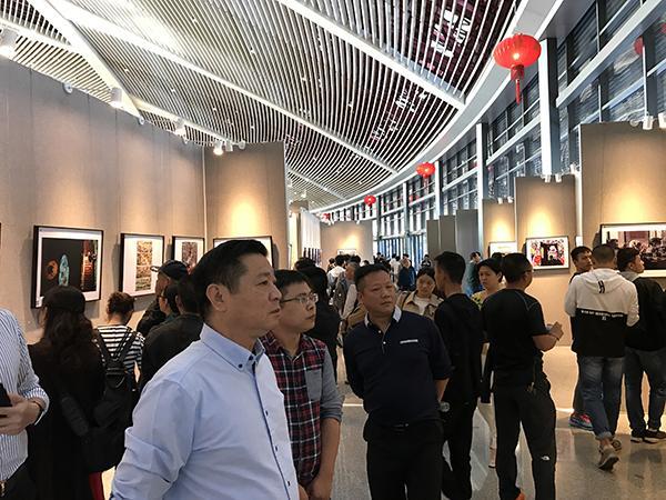 第六届湖南艺术节美术、书法、摄影精品展今日开幕