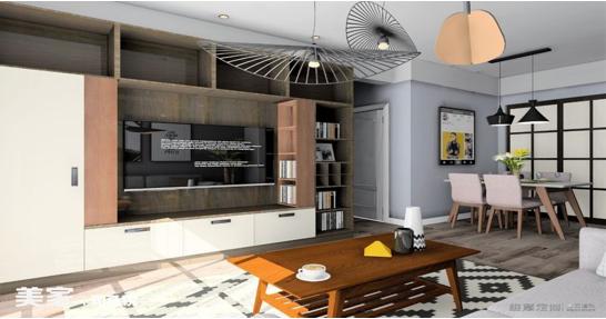 """鸣谢注重好设计""""维意定制""""全屋家具提供的精美案例"""