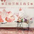 淡妆浓抹总相宜 67个壁纸方案焕新墙面