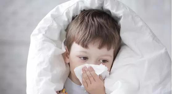 宝宝感冒了该怎么吃