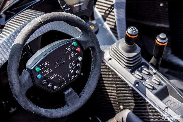 男人玩物 腾讯短暂试驾KTM X-BOW