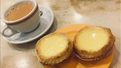 品一杯港式饮茶 体验最惬意地道的香港生活