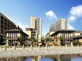 滨河公园式纯居住社区
