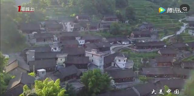 大美中国 湖南十八洞村原来这么迷人