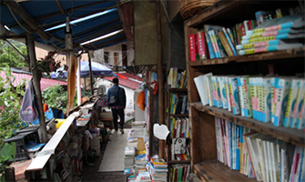 长沙有家无人书店 三年没丢过一本书