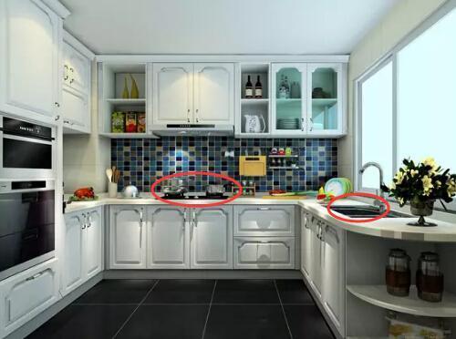 谁用厨房多谁就有发言权 比如台面的高度