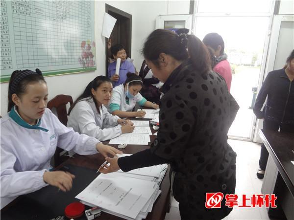"""怀化市11万妇女可免费享受检查 """"两癌""""政策"""