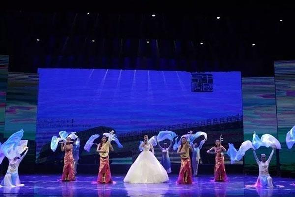 第四届家博会开幕式将全新演绎《浏阳河》