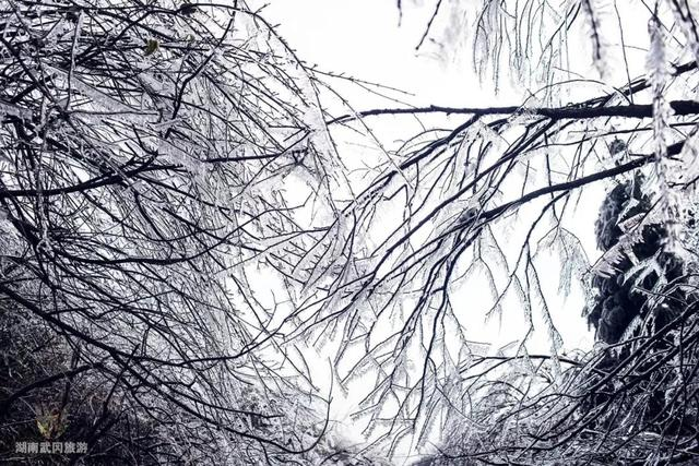 美丽武冈:初冬游云山