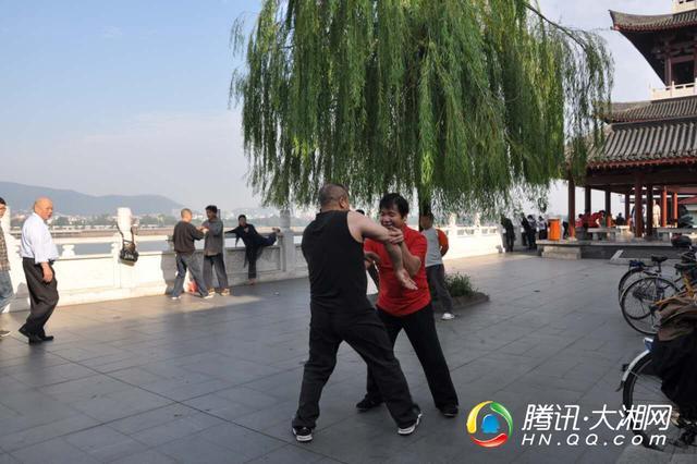 湖湘传奇人物颜建华:从湖南摔跤王到太极大师