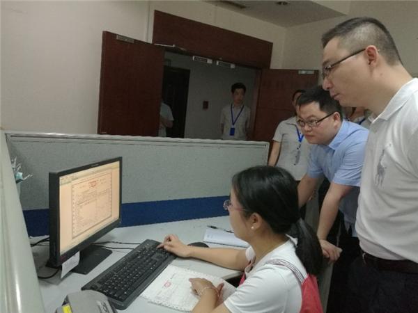 长沙高新区开出全省第一张制造业新税率发票