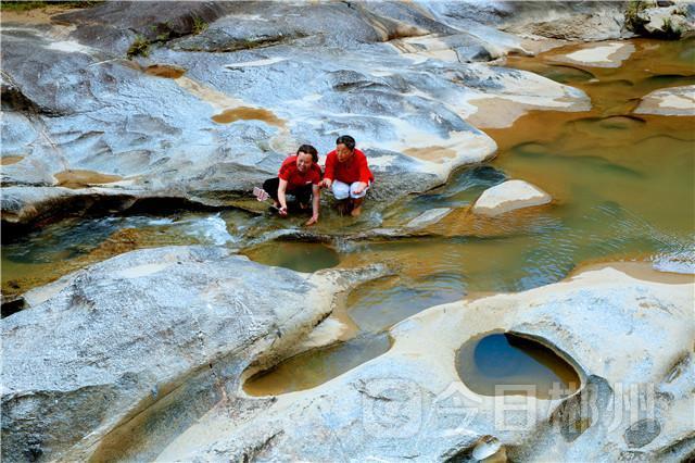郴州桂东发现百万年前的冰臼群 极具科研价值