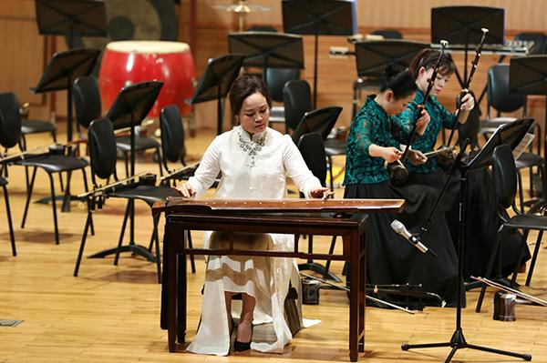 省音乐厅奏响2018年迎新春大型民族音乐会