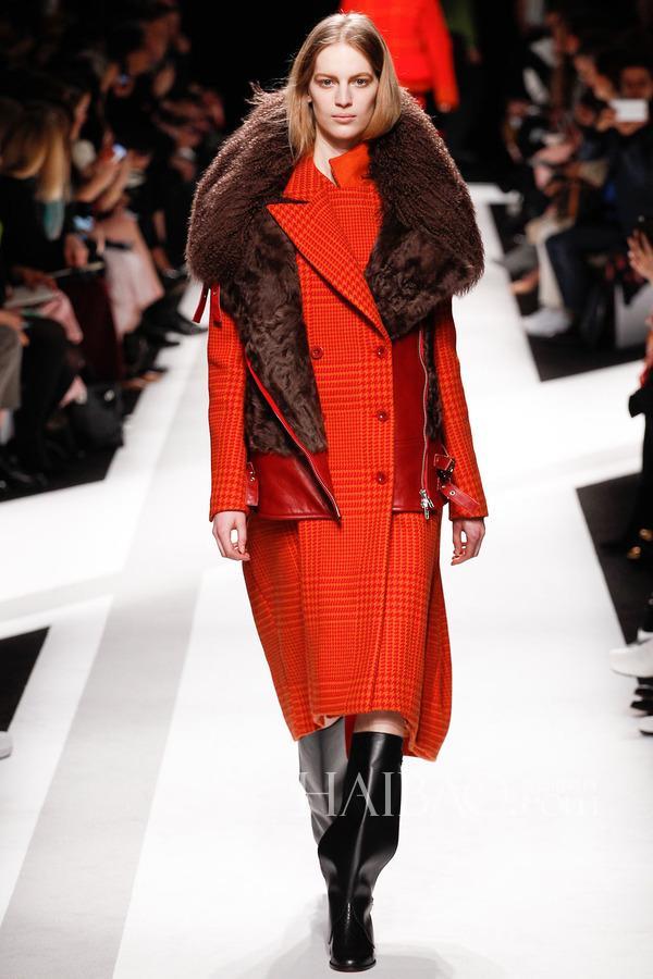 2014秋冬流行趋势之剪羊毛时装