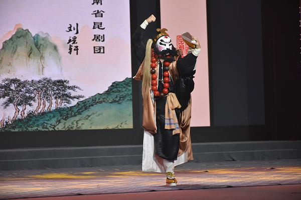 湘戏新角闪耀星城 湖南青年戏曲演员电视大赛落幕