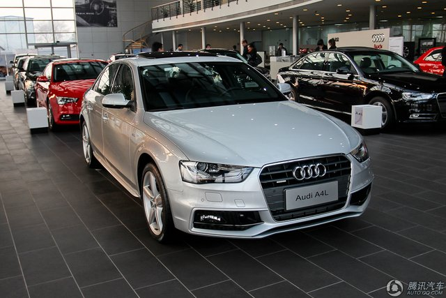 长沙世茂奥迪A4L最高优惠5万元 少量现车供应