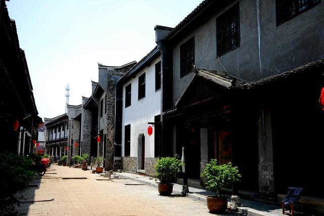 靖港古镇 繁华美丽的水乡古镇