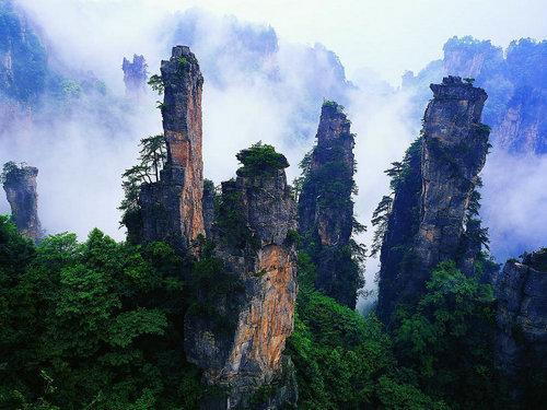 湖南省旅发委公布2017年一季度湖南旅游发展情况