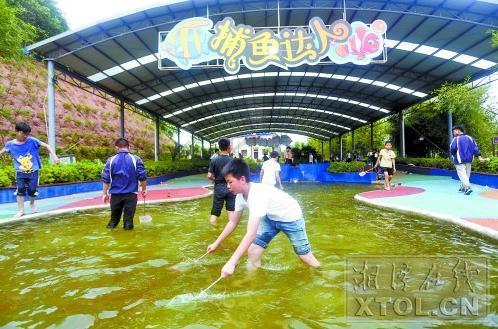 湘潭:研学旅行渐成旅游新风尚