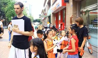 全外教英语启蒙 开发孩子的语言天赋