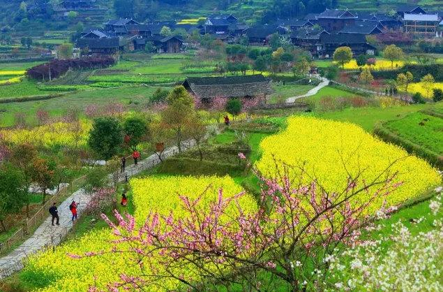 湖南地�_湖南有13个乡村旅游示范地 看看有你家乡吗?