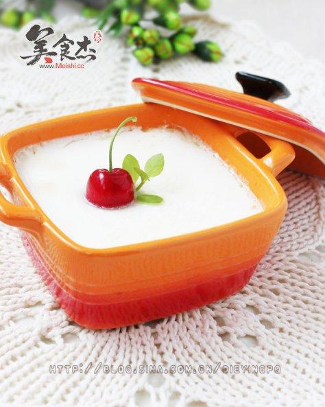 无添加甜品美食--老北京奶酪是简易什么美味六一节图片