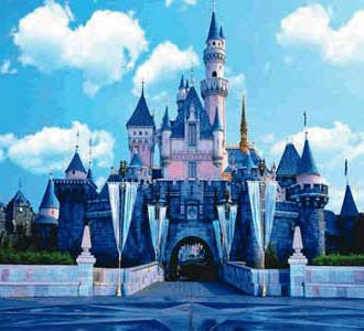 跟着卡通人物环游世界 儿童节圆童话梦