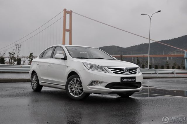 [国内车讯]2014款逸动14日上市 增1.5T车型
