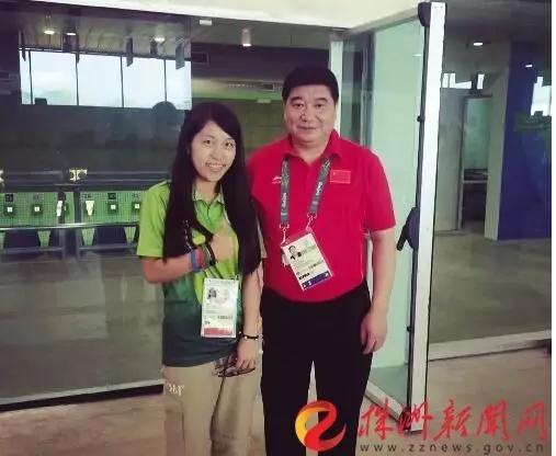 株洲一妹子自费3万元赴里约当奥运志愿者