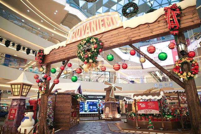 圣诞版长沙正式上线 快去领取你的朋友圈圣诞背景图